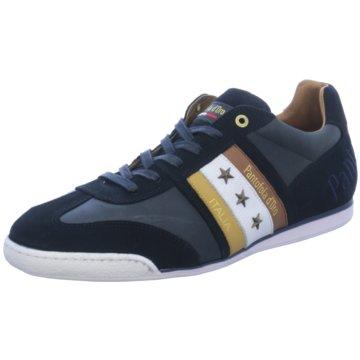 Pantofola d` Oro Sportlicher Schnürschuh blau
