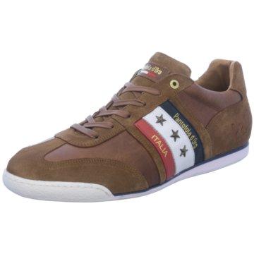 Pantofola d` Oro Sportlicher Schnürschuh braun