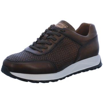 Umber Sneaker Low braun