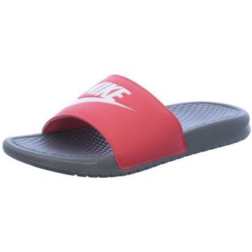 Nike Badelatsche rot