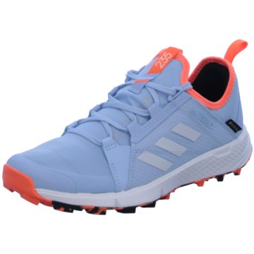 adidas Trailrunning blau