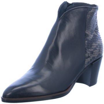 Maripé Ankle Boot schwarz