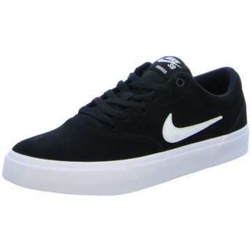 Nike Sneaker LowSB CHARGE SUEDE - CQ2470-001 schwarz