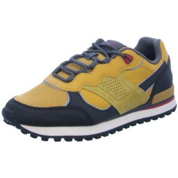 Marc O'Polo Sneaker Low gelb