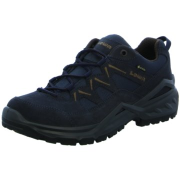 LOWA Outdoor SchuhSIRKOS EVO GTX LO - 310805 blau