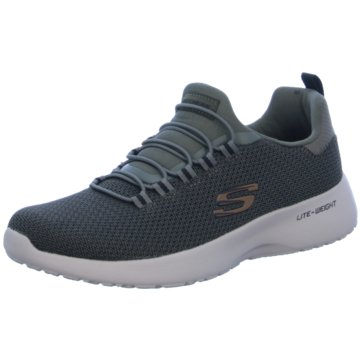 Skechers Sneaker Low grün