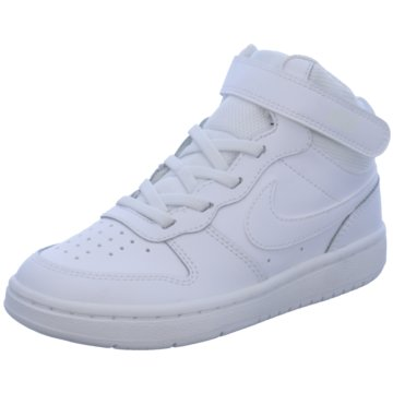 Nike Sneaker HighCOURT BOROUGH MID 2 - CD7783-100 weiß