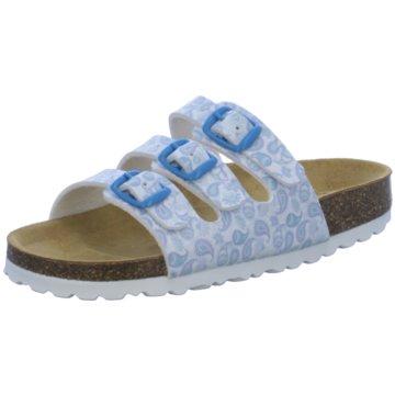 Esca Offene Schuhe blau