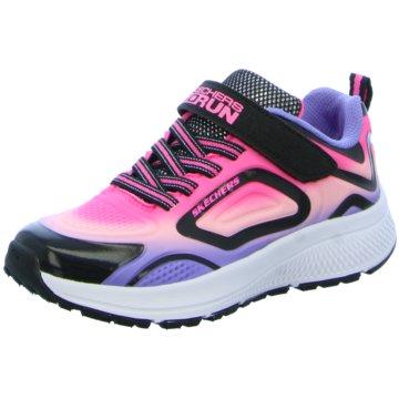 Skechers Sportlicher Schnürschuh pink