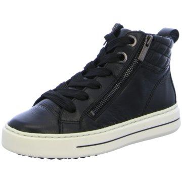 ara Sneaker HighCourtyard-Highsoft schwarz