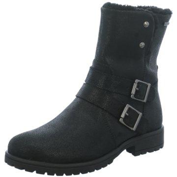 Legero Halbhoher Stiefel schwarz