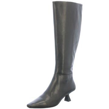 Vagabond Klassischer Stiefel schwarz