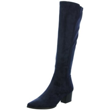 Unisa Stiefel blau