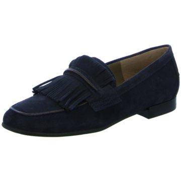 Pedro Miralles Klassischer Slipper blau