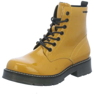 Tom Tailor Boots gelb