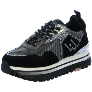 Liu Jo Plateau Sneaker schwarz