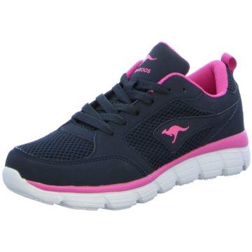 KangaROOS Sneaker LowKR-RIMBLE blau