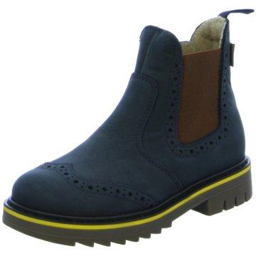 Micio Halbhoher Stiefel blau