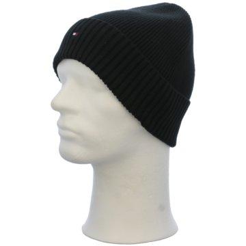 Tommy Hilfiger Hüte, Mützen & Co. schwarz