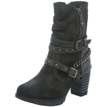 Mustang Boots grau