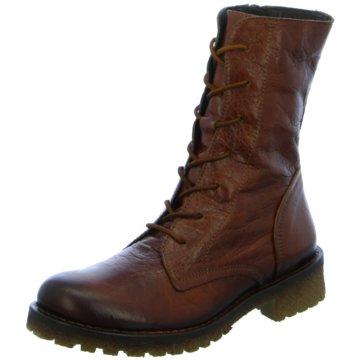 Lazamani Boots braun
