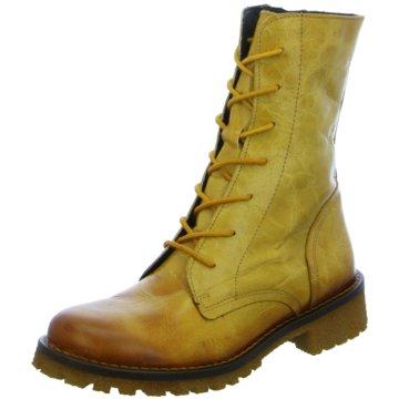 Lazamani Boots gelb