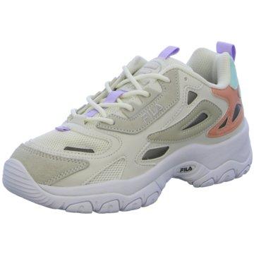Fila Plateau Sneaker beige