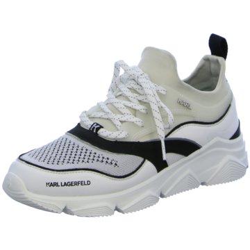 Karl Lagerfeld Sneaker Low grau