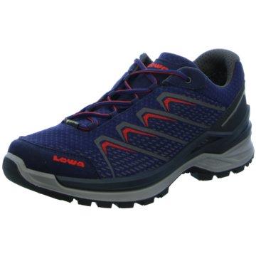 LOWA Outdoor SchuhFERROX PRO GTX LO - 310649 blau