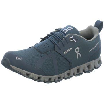 ON RunningCLOUD WATERPROOF - 19M 99681 blau