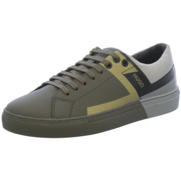 Hugo Boss Sneaker Low grün