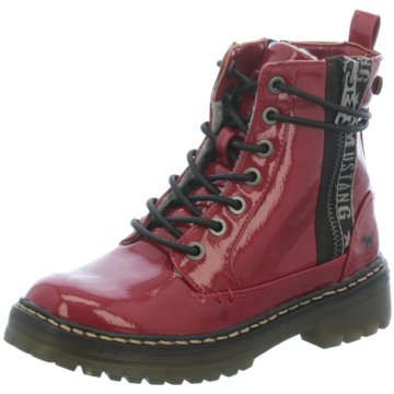 Mustang Boots rot