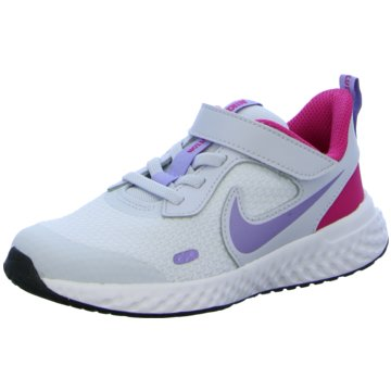 Nike Sneaker LowREVOLUTION 5 - BQ5672-018 grau