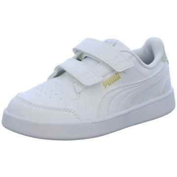 Puma Sneaker Low SHUFFLE V PS - 375689 weiß