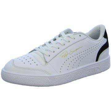 Puma Sneaker LowRALPH SAMPSON LO    PERF C - 374751 weiß