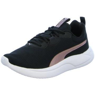 Puma Sneaker LowRESOLVE METALLIC WN S - 195063 schwarz