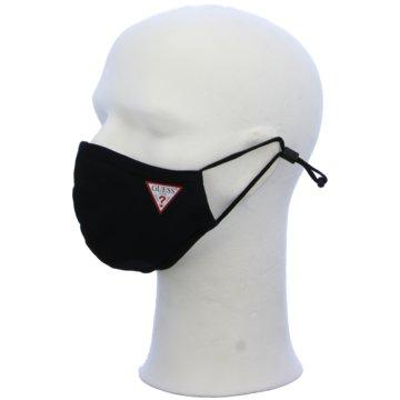 Guess Schutzmasken schwarz