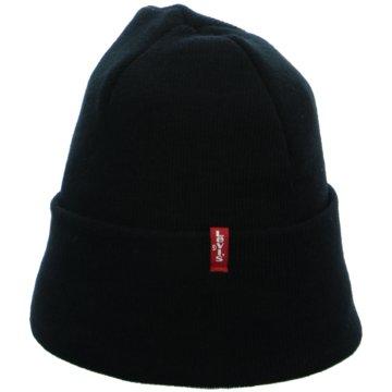 Levi's® Hüte, Mützen & Co. schwarz