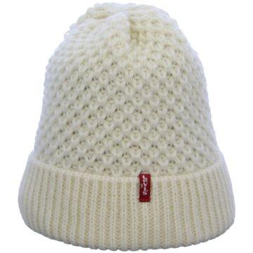 Levi's® Hüte, Mützen & Co. weiß