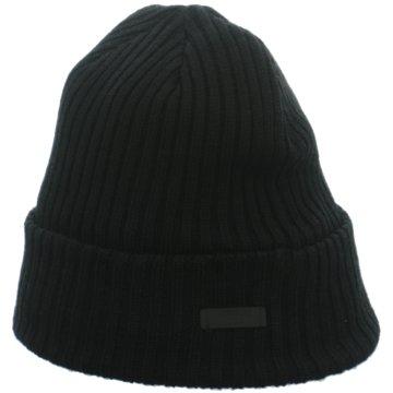 Barts Hüte, Mützen & Co.Wilbert Turnup schwarz