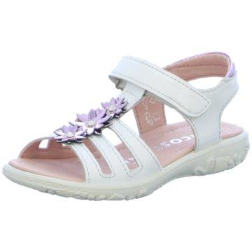 Ricosta Offene Schuhe weiß