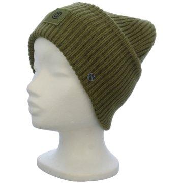 Seiden-Grohn Hüte, Mützen & Co. grün
