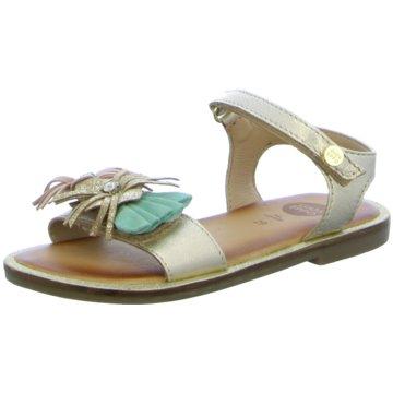 Gioseppo Offene Schuhe gold