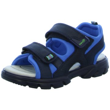 Superfit Offene Schuhe1/000181/8000 Scorpi blau