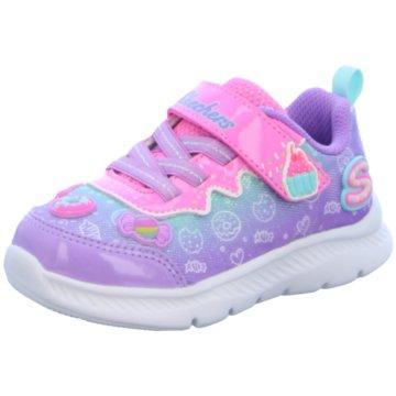 Skechers Kleinkinder Mädchen lila
