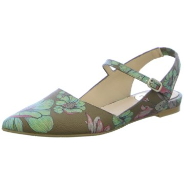 RAS Sandalette grün