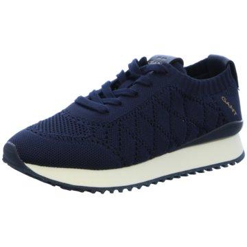 Gant Sneaker LowBevinda Sneaker blau