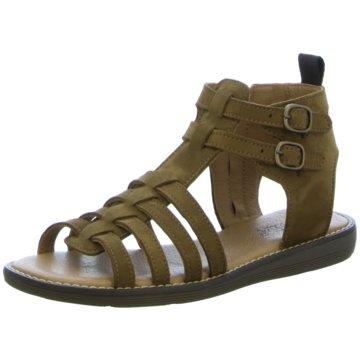Sabalin Offene Schuhe braun
