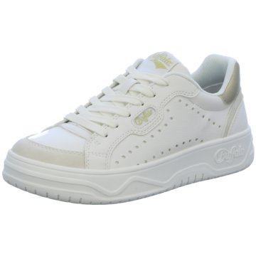Buffalo Sneaker Low weiß