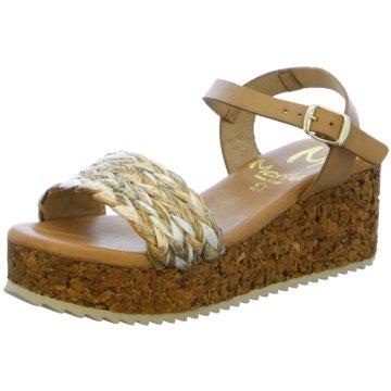 Marila Colours Sandalette braun
